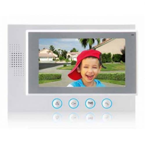 VIDEO Intercom WITH keypad