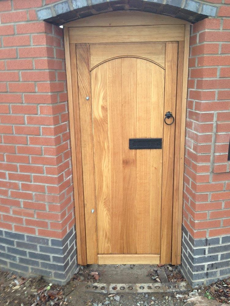 Side gates, Garden gates, Letterbox, Hardwoods Gates