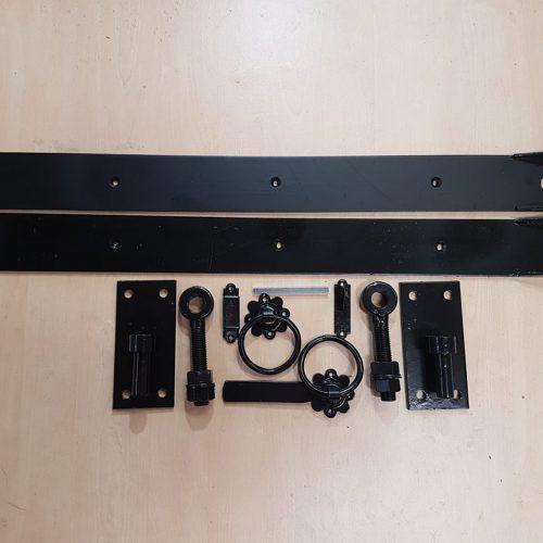 Large Black Single FK6