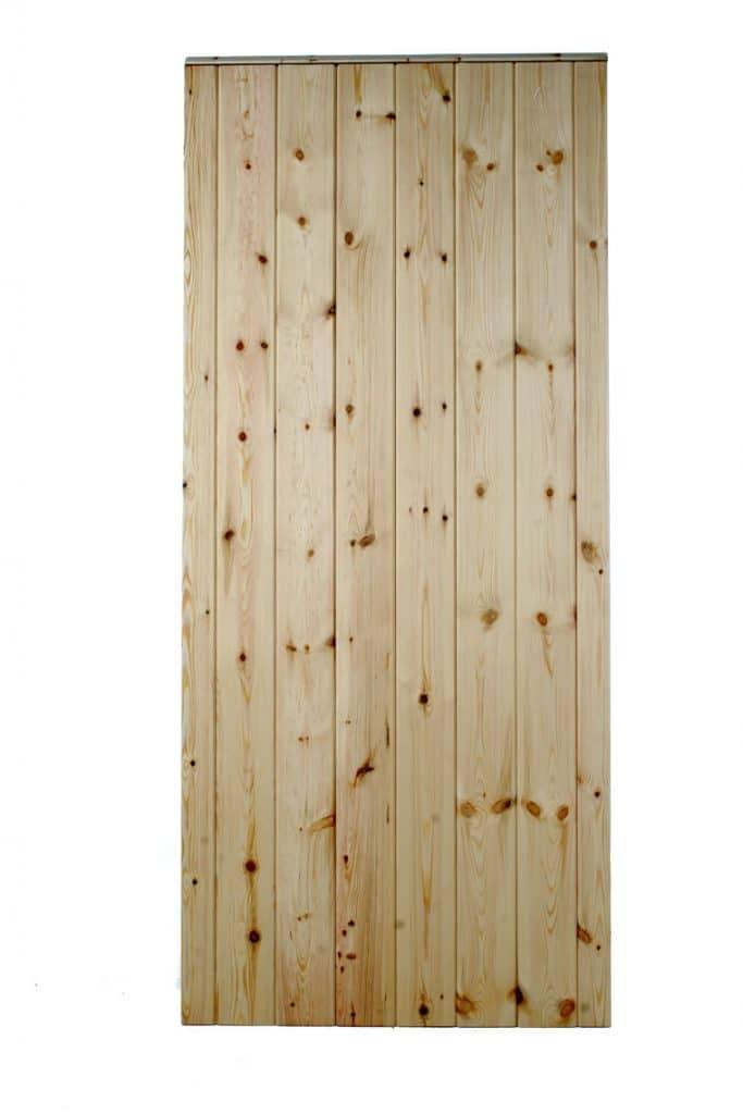 Ledge & Brace Flat Top Wooden Side Gate
