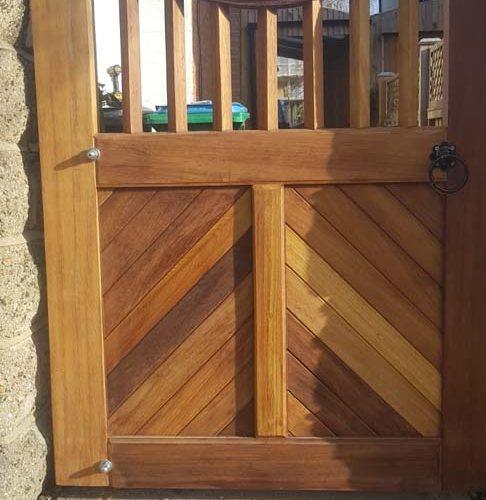 Hardwood Garden Gates