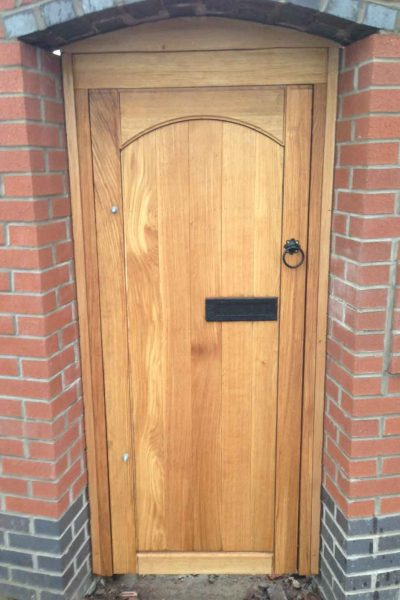Oak Gates – Great for all entrances